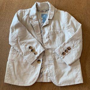 🏇🏼 2/$20 Baby Gap Tan Jacket Size 2T